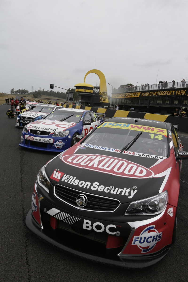 Inside Supercars – Show 8 – Communication