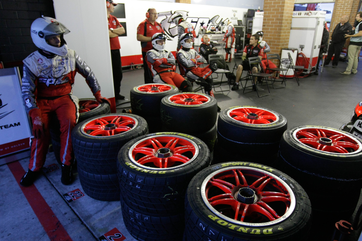 Supercars Today – Show 28 – Tyres and Safety Car