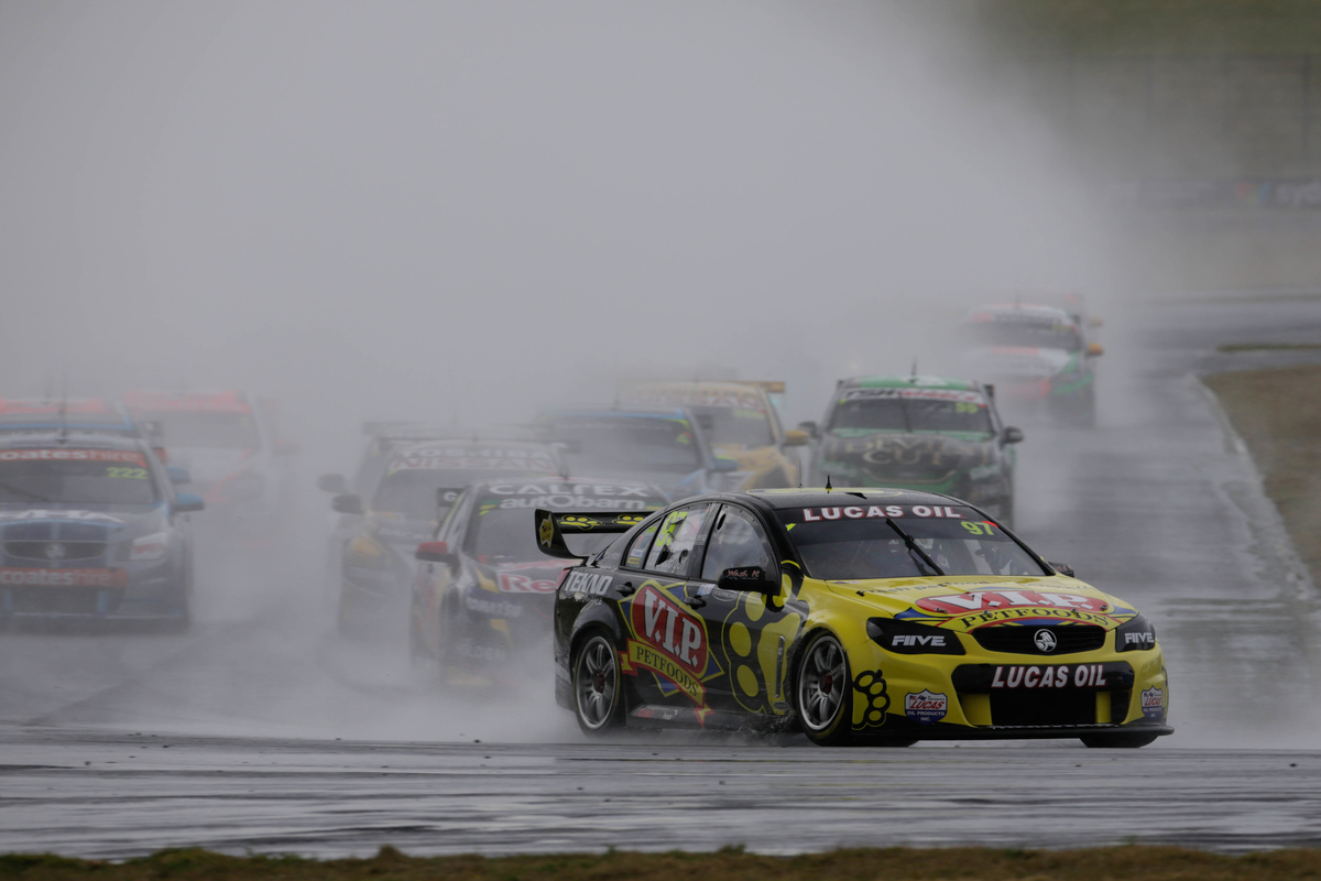 Inside Supercars – Show 9 – Wet Wet Wet