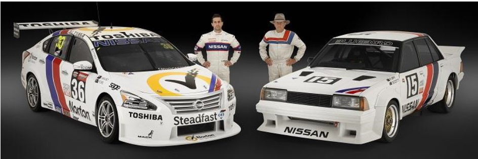 Inside Supercars – Show 10 – Nissan 30 Years On