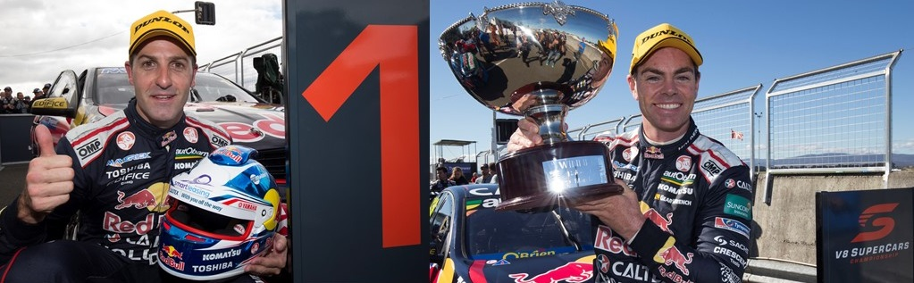 Inside Supercars – Show 33 – Red Bull dominate Tassie