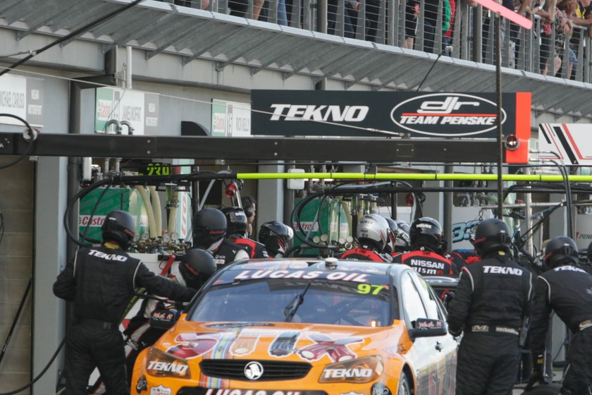 Inside Supercars – Show 73 – Penske and Techno