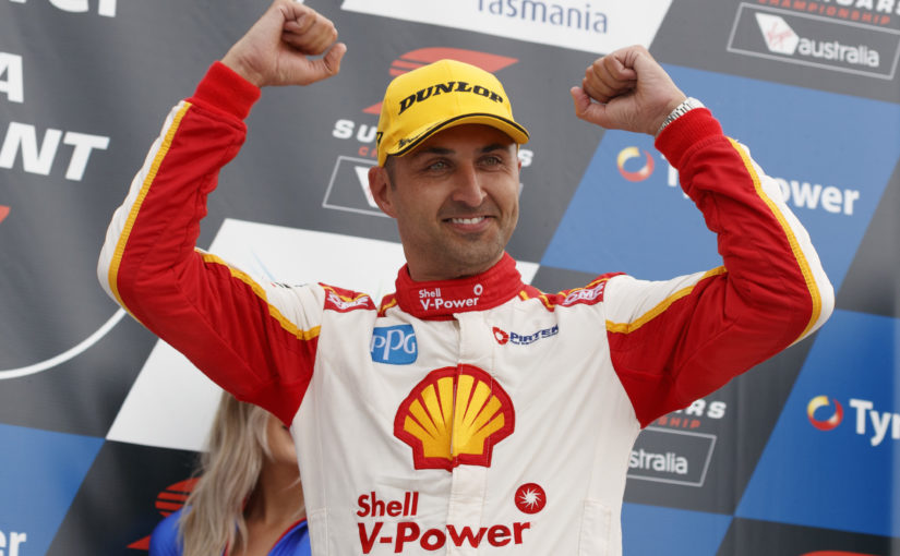 Show 135 – Fabian Coulthard