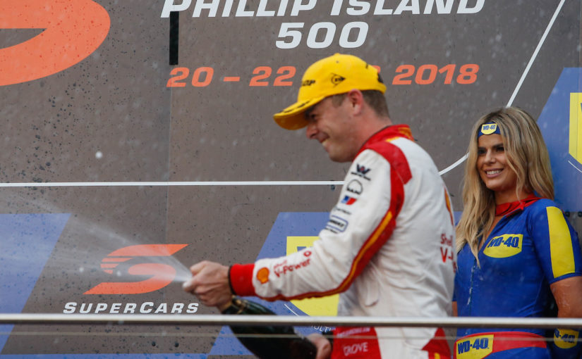 Show 177 – Scott McLaughlin sweeps Phillip Island and CEO Sean Seamer