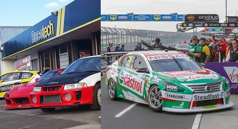 Show 185 – David Black – Racetech and Glen Lindsay – Nissan