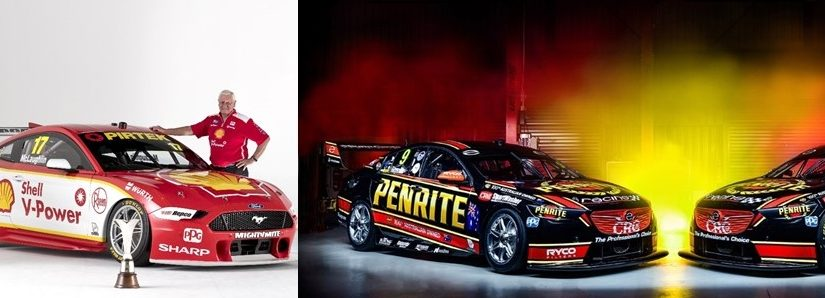 Show 219 – Erebus and DJR Team Penske Launch