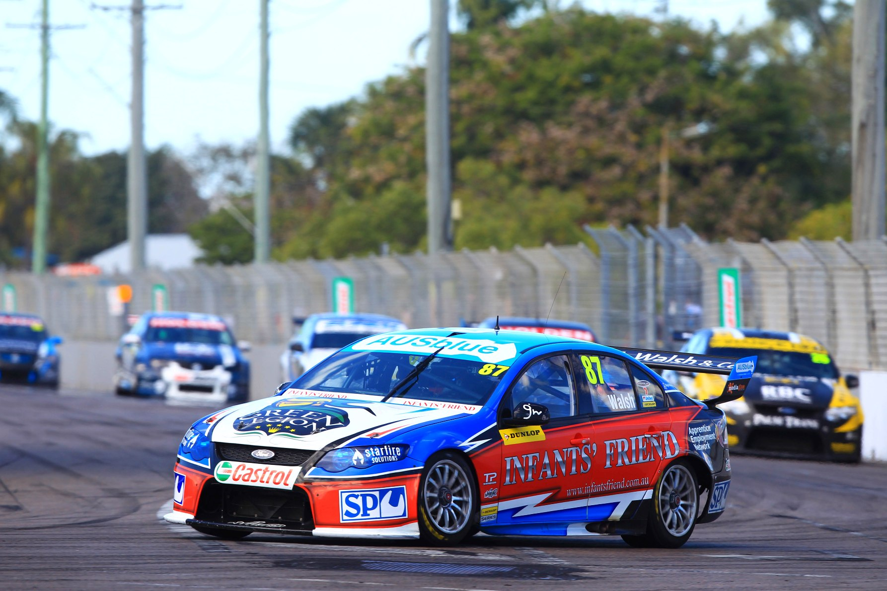 Supercars Today – Show 13 – Ash Walsh Dunlop Series Preview