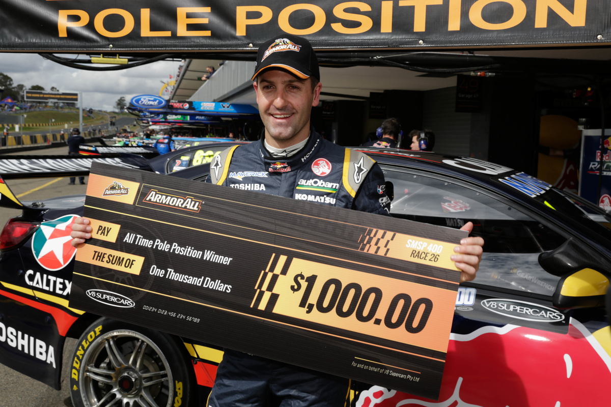 Supercars Today – Show 27 – Whincup the Pole Man