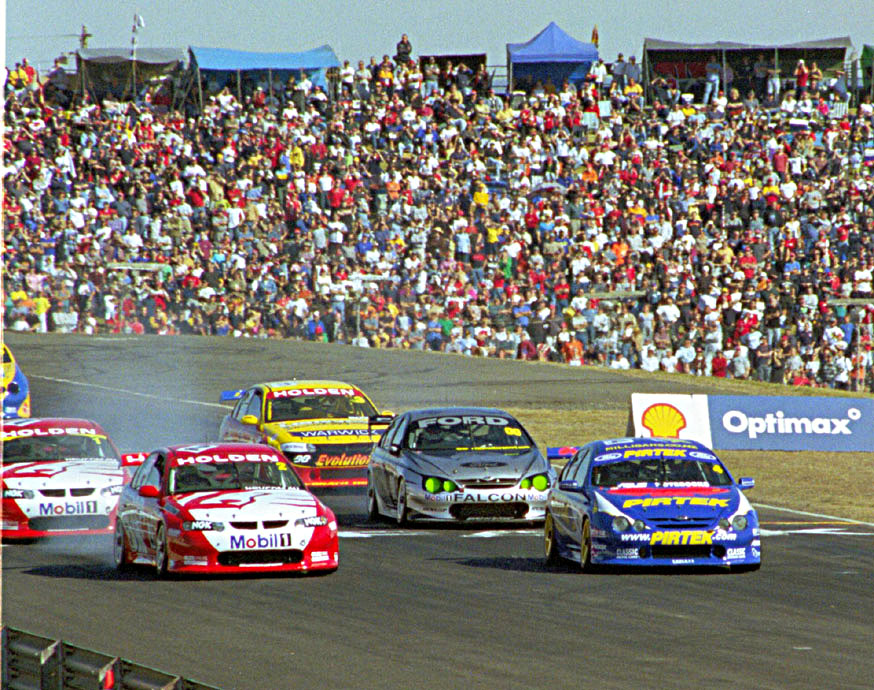 Inside Supercars – Show 79 – From the Vault – 2003 Oran Park