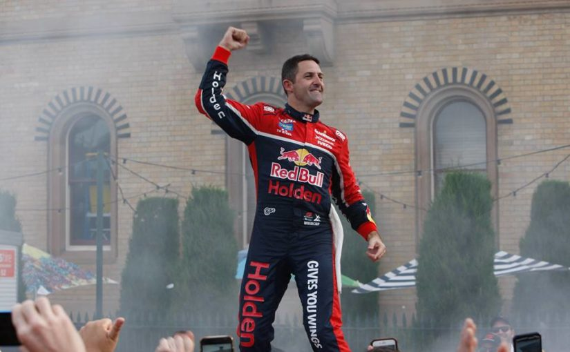 Show 156 – Whincup 2017 Champion