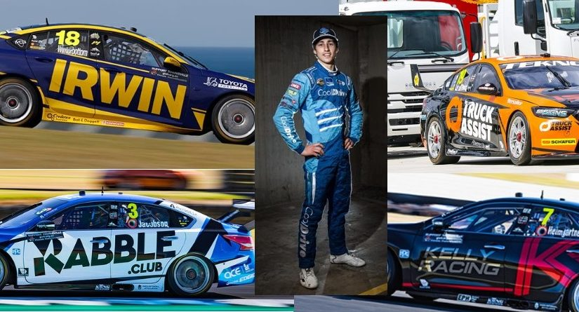 Inside Supercars – Show 220 – Irwin Racing – Tekno Autosports –  BJR – Kelly Racing Test