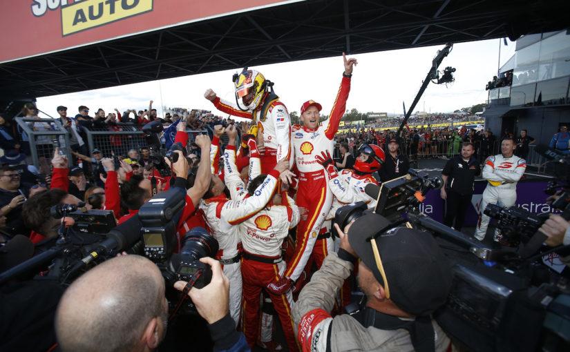 Show 254 – DJR Team Penske win Bathurst