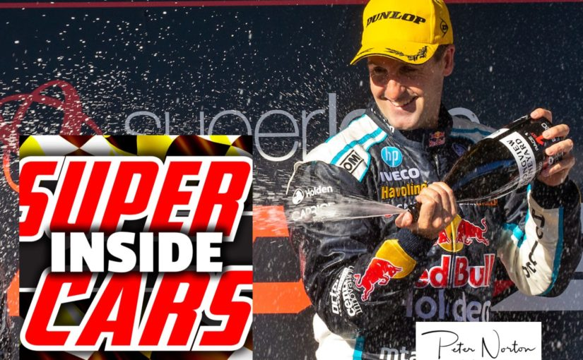 Show 274.4 – Jamie Whincup on Aero and Team Sydney
