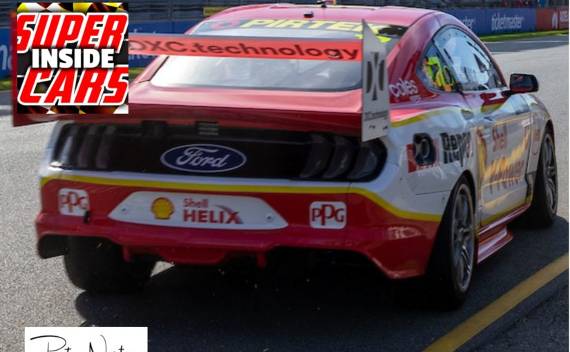 Show 277-1 Keith Chesterton DJR Team Penske