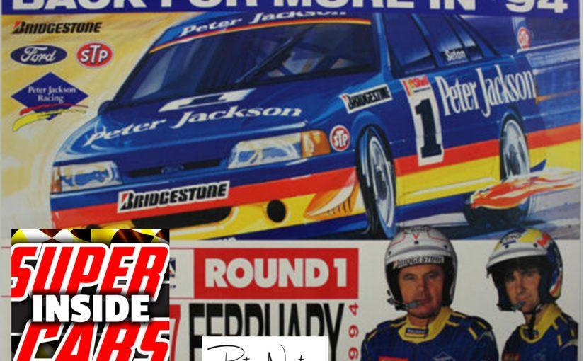 Show 280-1 Thursday – BP eSeries Round 2 and Glenn Seton 1994