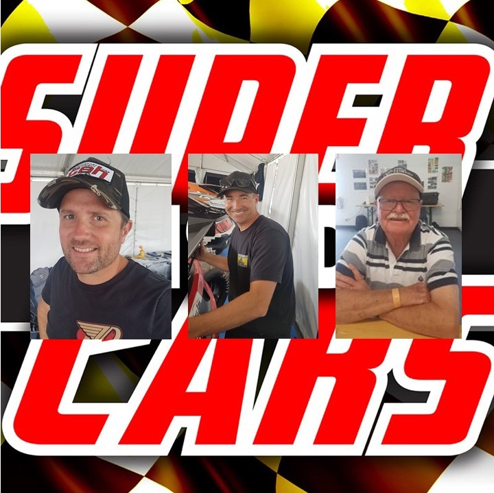 Show 324 Part 2 – Barry Oliver, Marcos Ambrose and Owen Kelly
