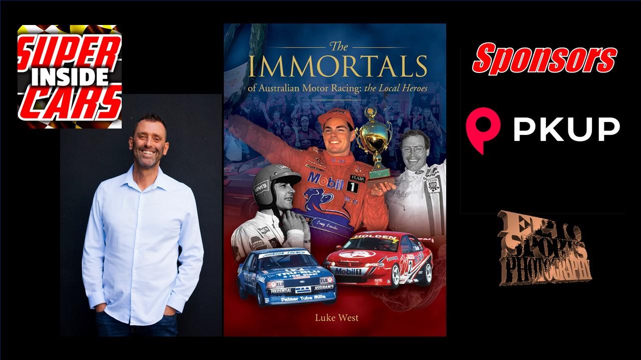 Show 352 Part 2 – Luke West – The Immortals