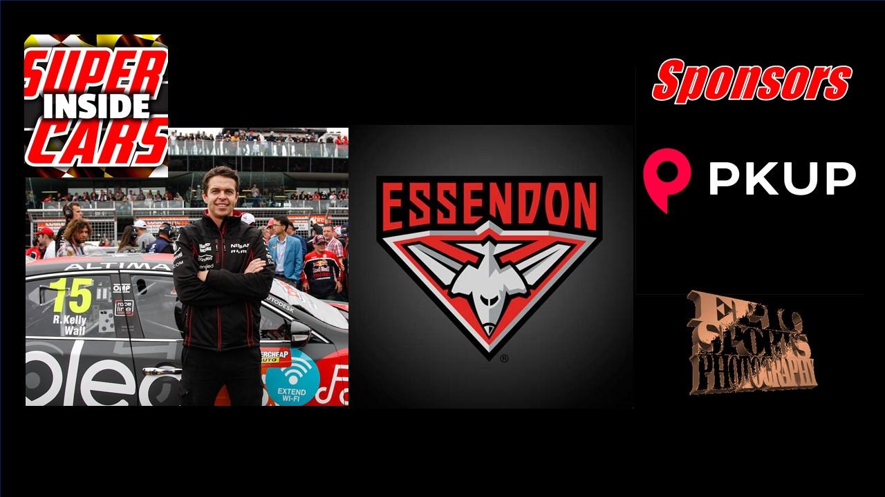 Show 356 Part 2 – Nick Ryan – Kelly Racing to Essendon Football Club